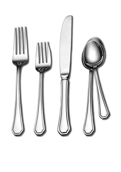 International Silversmith Casino 65 Piece Flatware Set