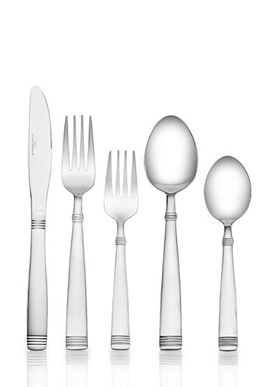 International Silversmith Palisades 45-Piece Flatware Set