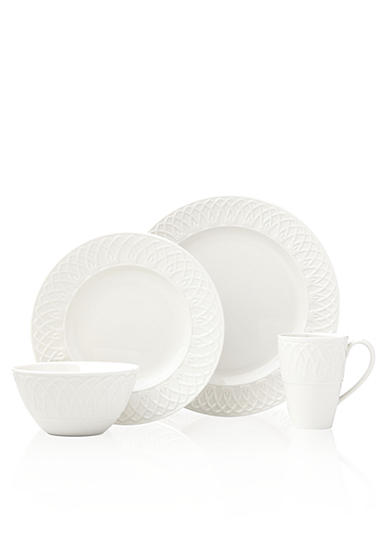 Lenox® British Colonial Carved White Dinnerware