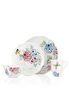 Lenox® Butterfly Meadow Hydrangea Dinnerware and Accessories