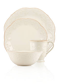 Lenox® French Perle White Dinnerware and Accessories