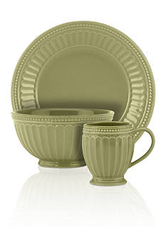 Lenox® French Perle Groove Thyme Accessories
