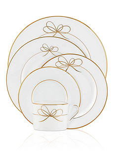 Lenox® Gold Bow Dinnerware and Accessories