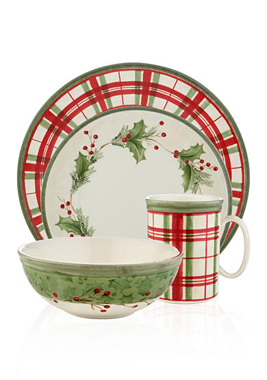 Lenox® Holiday Gatherings Dinnerware Collection