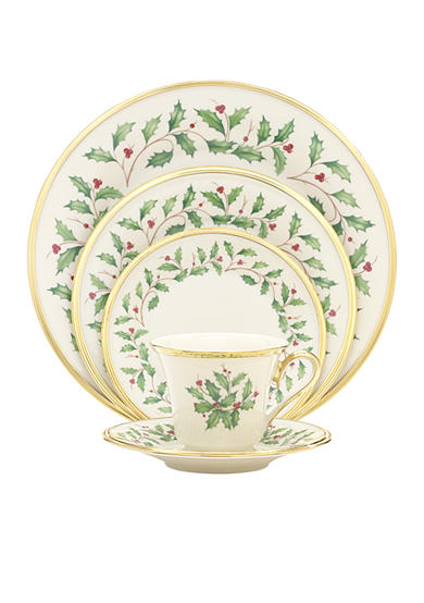 Lenox® Holiday China Collection