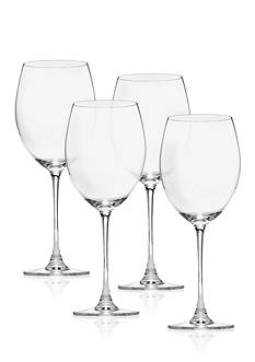 Lenox Tuscany Classics Grand Bordeaux Wine Glass Set of 4