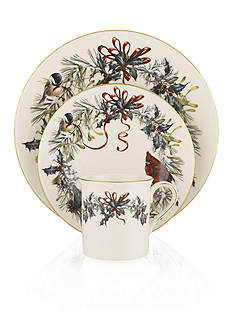 Lenox Winter Greetings 12-pc Dinnerware Set