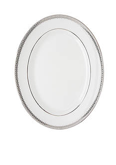 Lenox Lace Couture Oval Platter