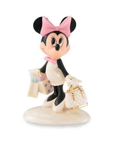 Lenox® Minnie's Shopping Spree Figurine - Online Only