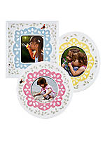 Butterfly Meadow Set of 3 Frames