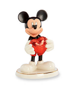 Lenox Love Struck Mickey Figurine - Online Only