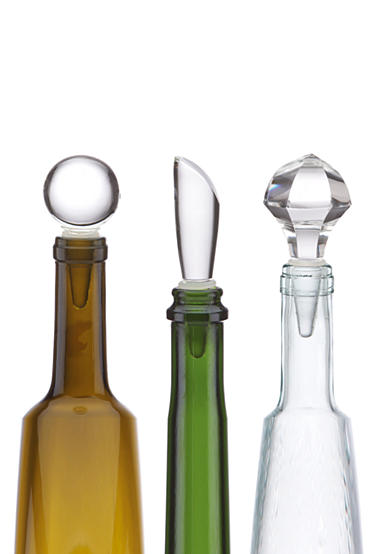Lenox® Tuscany Bottlestop Set of 3 Wine Stoppers