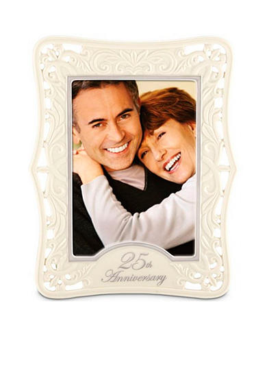 Lenox® 25th Anniversary 5x7 Frame - Online Only
