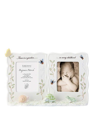 Lenox® Butterfly Meadow Double Picture Frame