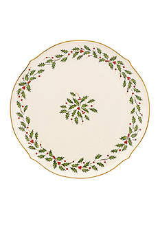 Lenox® Holiday Round Platter