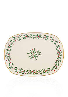 Lenox® Holiday Oblong Platter