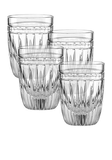 Lenox® Vintage Jewel Double Old Fashioned Set of 4
