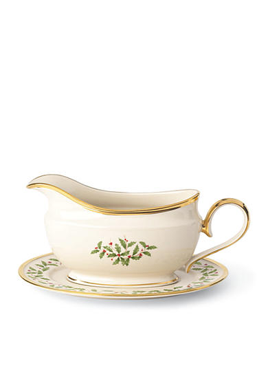 Lenox® Holiday Sauce Boat