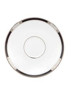 Lenox Hancock Platinum White Saucer