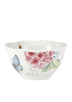 Lenox® Butterfly Meadow Hydrangea Rice Bowl