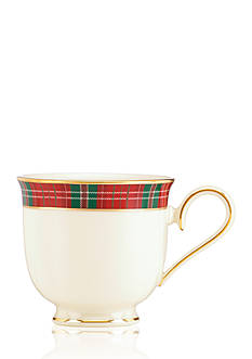 Lenox® Winter Greetings Plaid Cup