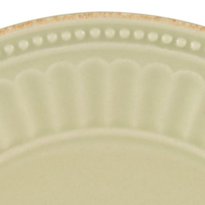 Solid Color Dinnerware: Pistachio Lenox French Perle Pistachio All Purpose Bowl