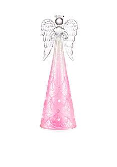 Lenox Pearl Angel Lit Figurine
