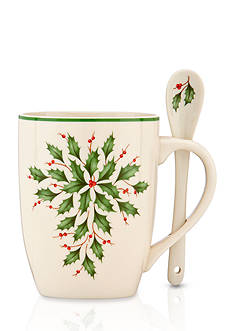 Lenox® Holiday Set of 2 Cocoa Mug Set