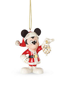 Lenox 2016 Decorate the Season Mickey Ornament