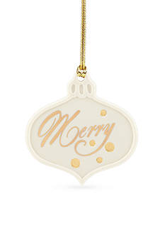 Lenox Merry Charm Ornament