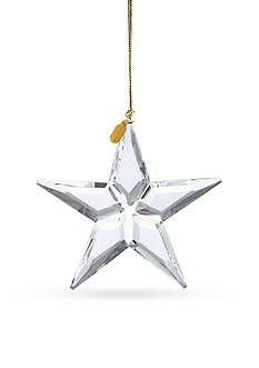 Lenox 2016 Optic Glass Star Ornament
