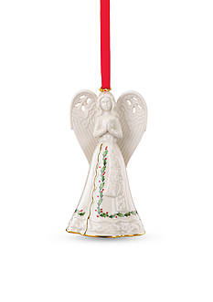 Lenox Holiday Angel Bell