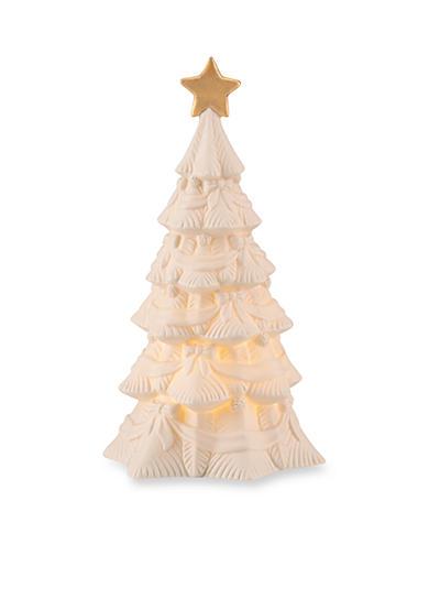Lenox 174 All Is Bright Lighted Christmas Tree Figurine Belk