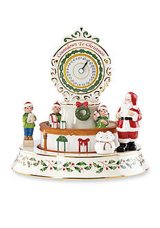 Lenox Santa's Workshop Centerpiece