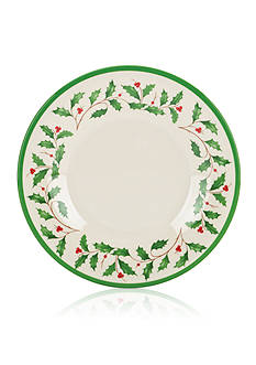 Lenox® Holiday Melamine Salad Plate, Set of 4