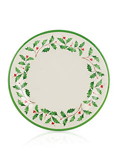 Lenox® Holiday Melamine Plates, Set of 4
