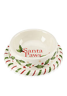 Lenox Santa Paws Small Bowl
