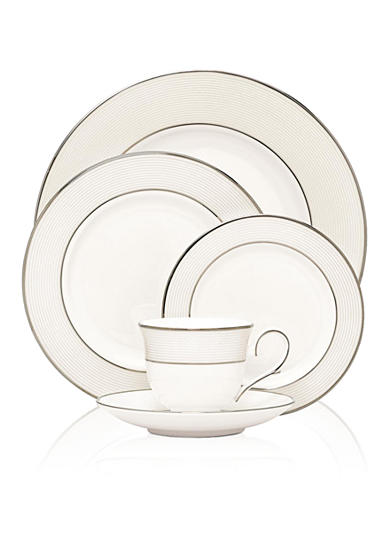 Lenox® Opal Innocence Stripe Collection Dinnerware and Accessories