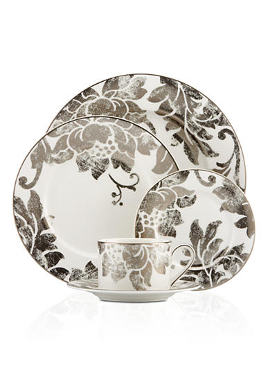 Lenox® Silver Applique Dinnerware