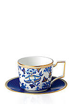 Hibiscus Iconic 10-oz. Teacup & 6-in. Saucer