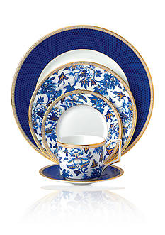 Wedgwood WEDGW HIBISCUS 5PPS:5 Piece Set:BLUE