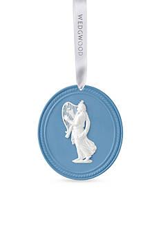 Wedgwood 2016 Annual Blue Ornament