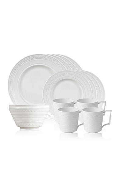 Wedgwood Intaglio 16-Piece Place Setting