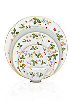 Wild Strawberry Bread & Butter Plate 6-in.