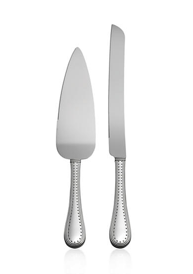 Vera Wang Grosgrain Cake Knife & Server Set