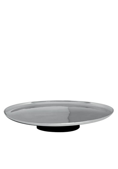 Vera Wang Vera Elements Footed Cake Plate