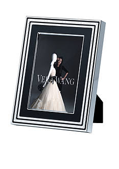 Vera Wang With Love Noir Silver 4x6 Frame