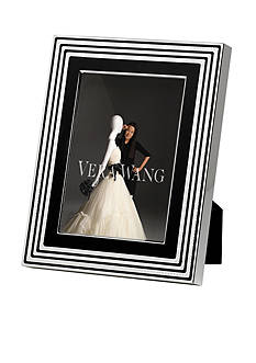 Vera Wang With Love Noir Silver 5x7 Frame