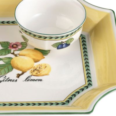 Villeroy and Boch: Multi. Villeroy & Boch French Garden Charm Large Bowl