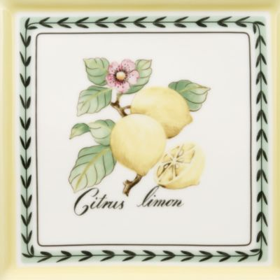 Villeroy and Boch: Yellow Villeroy & Boch French Garden Charm Large Bowl